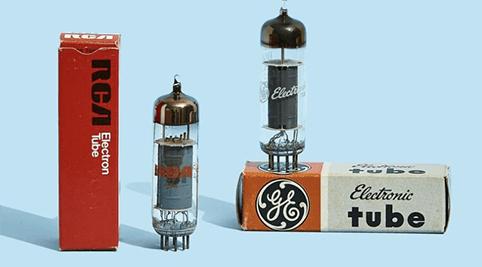RCA & GE EL84 Vintage NOS Vacuum Tubes | Fuzz Audio