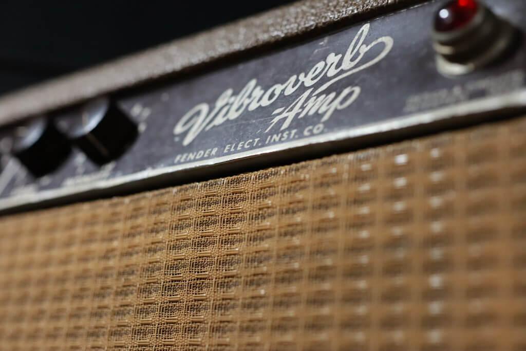 Fender Vibroverb   Fuzz Audio