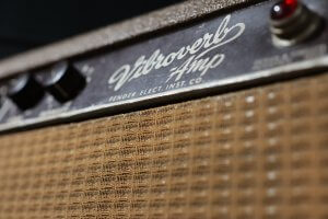 Fender Vibroverb | Fuzz Audio