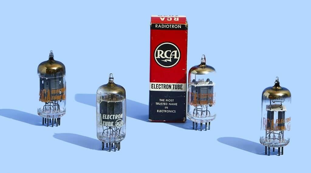 NOS RCA 12AX7 Collection | Fuzz Audio