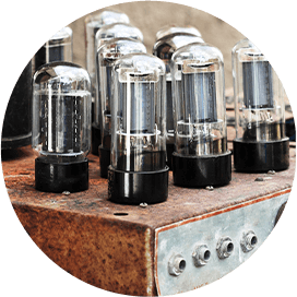 NOS Tubes in HiFi Amp | Fuzz Audio